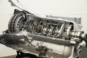 speed automatic transmission