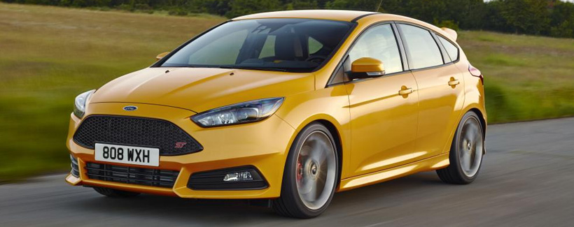 2017 Ford Focus ST Review
