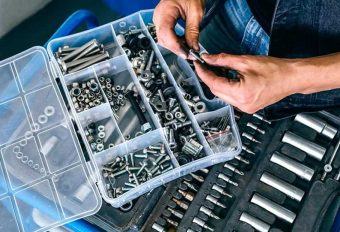 Bolts are the Most Used Parts in Automobiles
